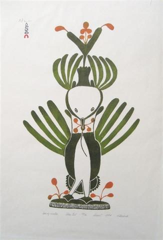 Les dessins et les estampes de Pitseolak Ashoona (1904-1983)